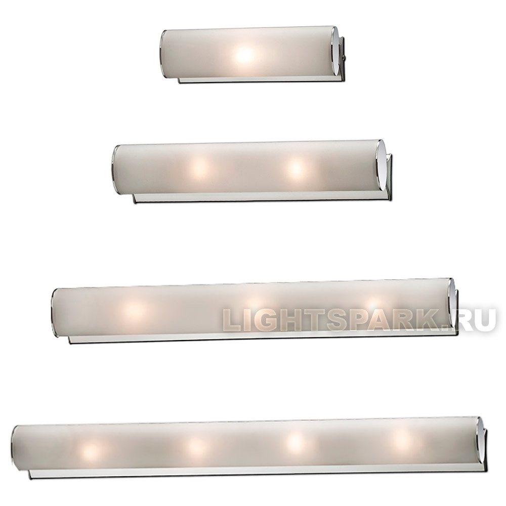 Odeon light TUBE 2028/1W, 2028/2W, 2028/3W, 2028/4W