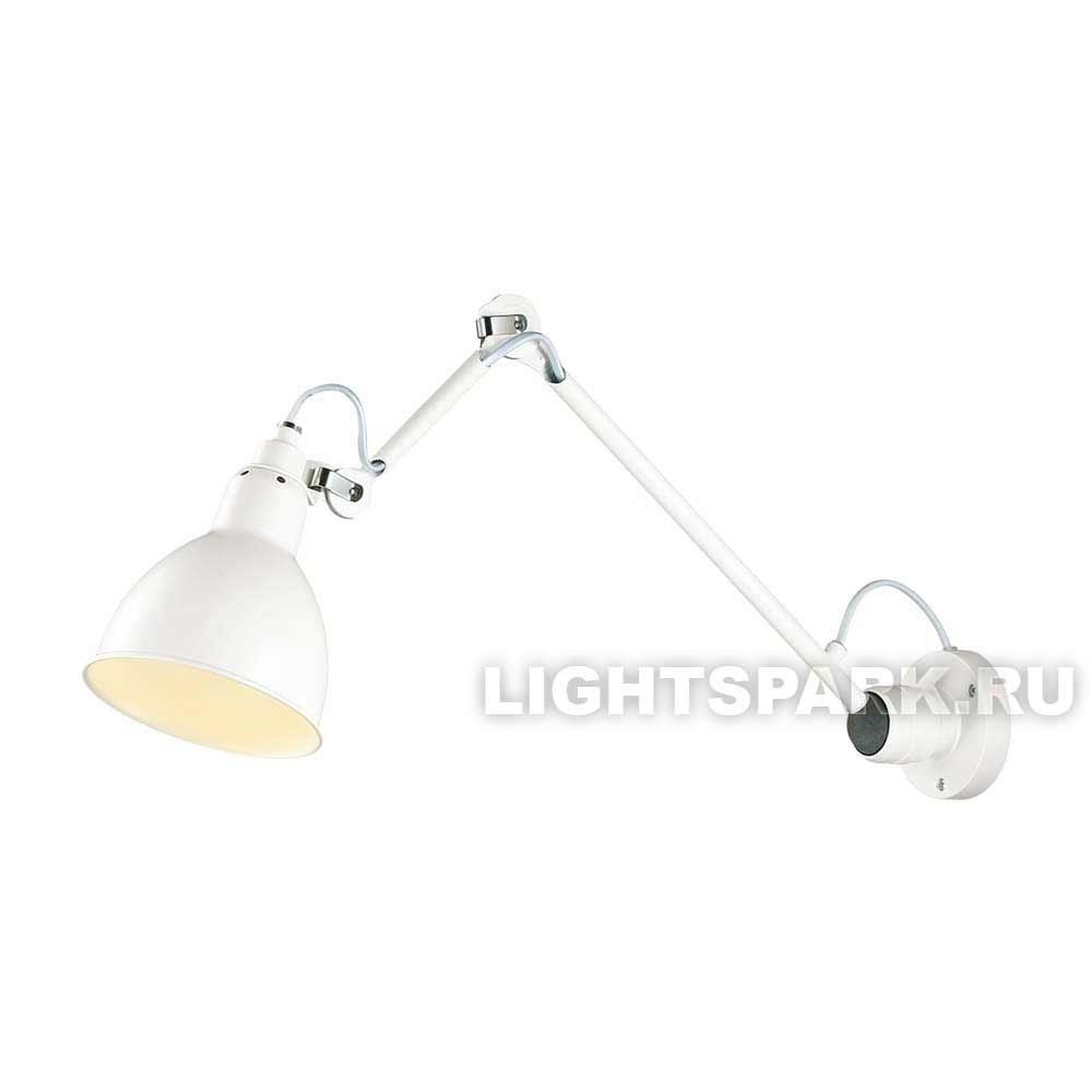 Бра Odeon light ARTA 4126/1WD белый