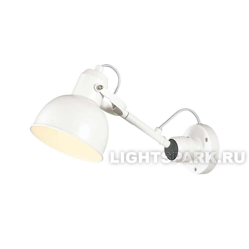 Бра Odeon light ARTA 4126/1W белый