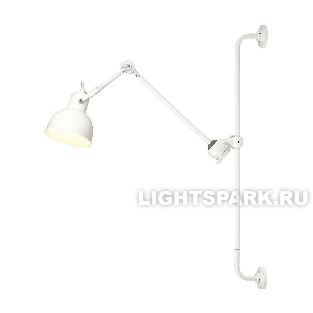 Бра Odeon light ARTA 4126/1WA белый