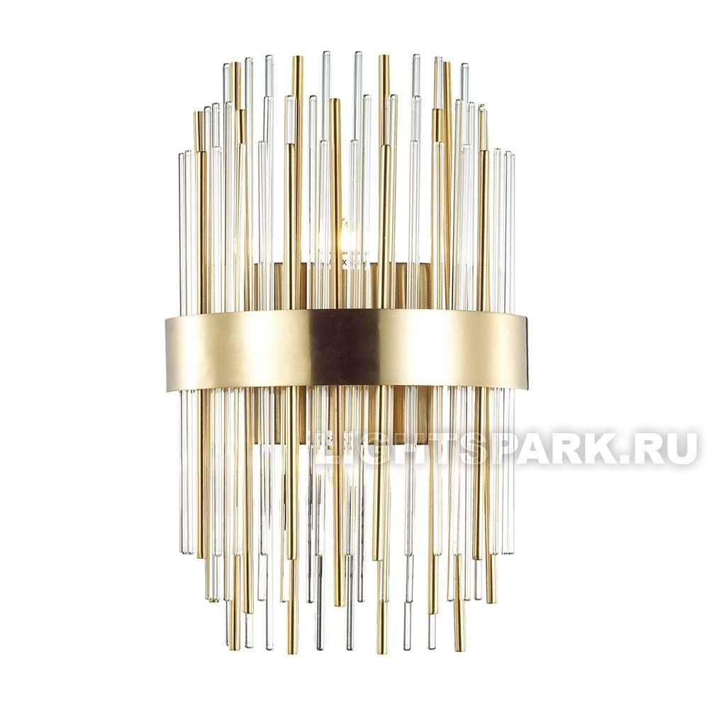 Бра Odeon light IDA 4639/2W золото