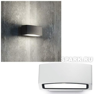 Бра Ideal lux ANDROMEDA AP1 BIANCO 066868