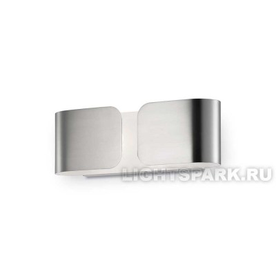 Бра Ideal lux CLIP AP2 MINI CROMO 049229