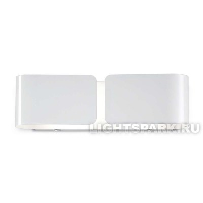 Бра Ideal lux CLIP AP2 SMALL BIANCO 014166