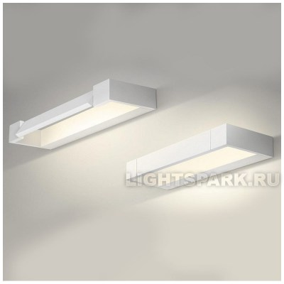 Бра Crystal lux CLT 028W WH