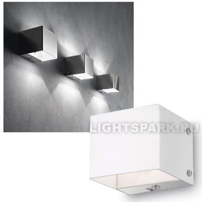 Бра Ideal lux FLASH AP1 BIANCO 095264