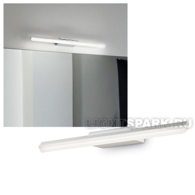 Подсветка зеркала Ideal lux RIFLESSO AP60 BIANCO 142296