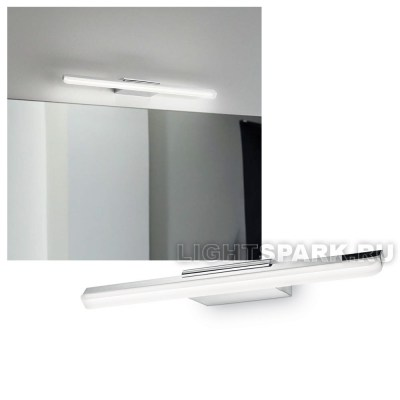 Подсветка зеркала Ideal lux RIFLESSO AP60 CROMO 142272