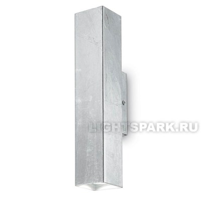 Бра Ideal lux SKY AP2 ARGENTO 136882