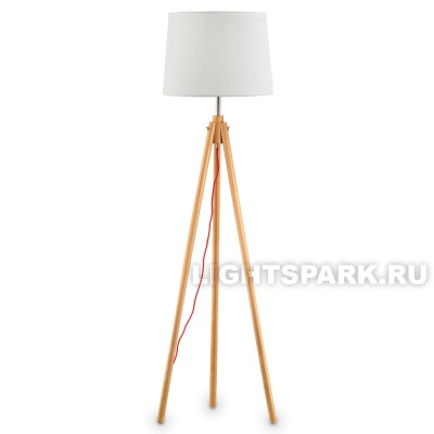 Торшер Ideal lux YORK PT1 WOOD 089805