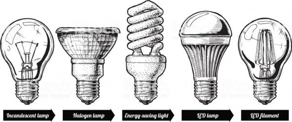 Как выбрать подходящие лампы для люстр и бра